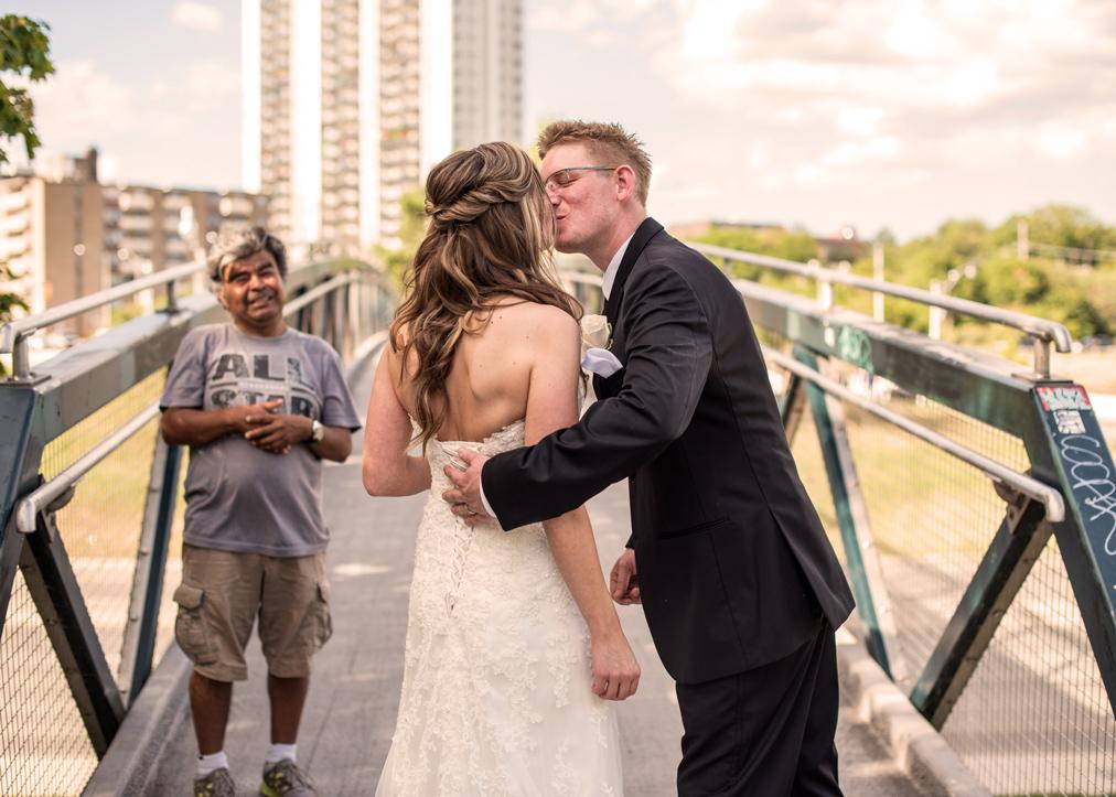 journalism style wedding photographers in hamilton