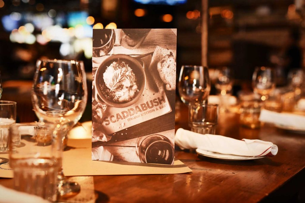 hamilton restaurant photographers
